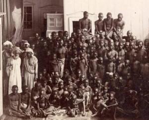 Myths-slavery