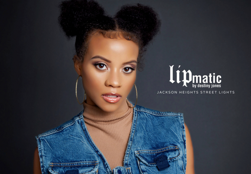 lipmatic photoshoot modeling